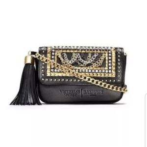 BNWT Victoria's Secret Balmain Collab Bag